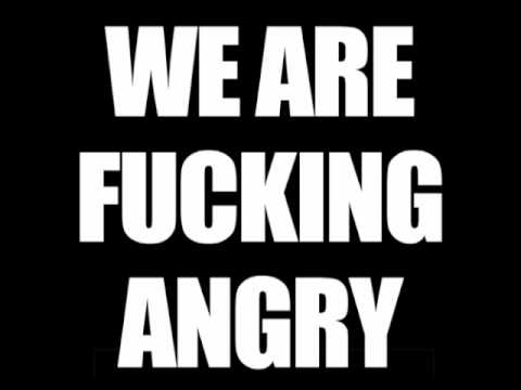 We Are Fucking Angry - The King Blues [free Download] video