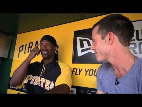Andrew McCutchen Interview