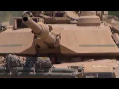 � M1 ABRAMS vs LEOPARD 2 � Tanks in Action-2013