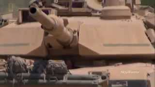 ★ M1 ABRAMS vs LEOPARD 2 ★ Tanks in Action-2013