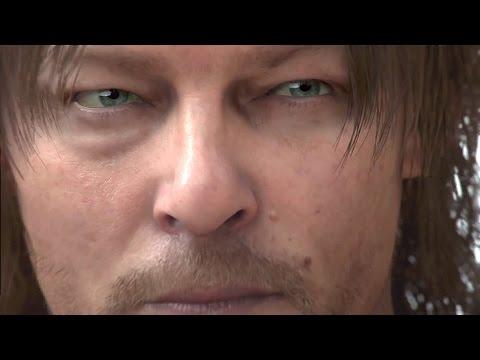 Death Stranding – E3 2016 (HD) Хидео Кодзима и Норман Ридус!