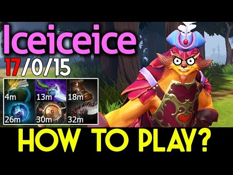 Iceiceice Dota 2 [Pangolier] New Hero 7.07 - How to play ?