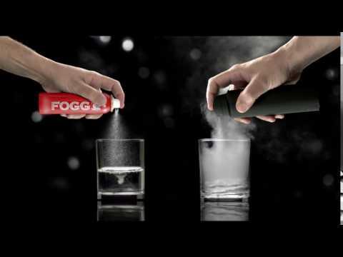 FOGG Parfum Body Spray, jaminan 800 kali semprot