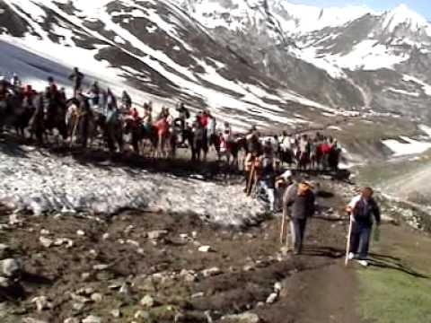 Amarnath Yatra Video
