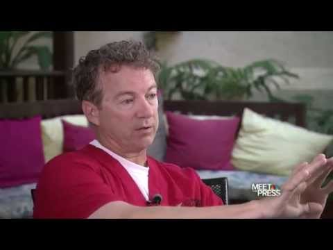 Rand Paul Interview on Donald Trump, Immigration, and Recent Polls | Meet the Press NBC
