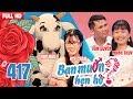 BẠN MUỐN HẸN HÒ #417 UNCUT | 'BÒ SỮA' bất ngờ xuất hiện tìm bạn gái trên truyền hình 🐮 thumbnail