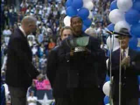 "Dallas Cowboys ""Ring of Honor"" Part 2"