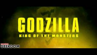 Godzilla 2019 - King Ghidorah Demon of The 3 Storms Gold Trailer