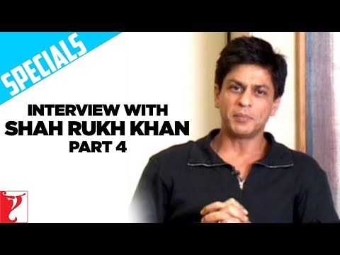 Interview With Shah Rukh Khan - Part 4 - Rab Ne Bana Di Jodi