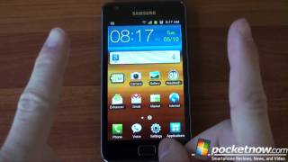 Samsung Galaxy S 2 Built-In Apps