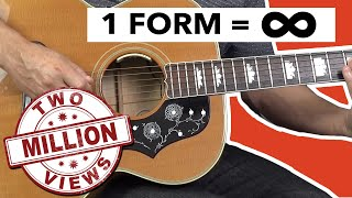 Download Lagu Know ONE Guitar Scale Form, Know Them ALL Gratis STAFABAND