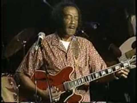Eddie Taylor in Antone's: Home of the Blues
