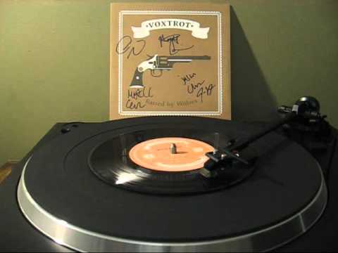 Voxtrot- They Never Mean What They Say vinyl