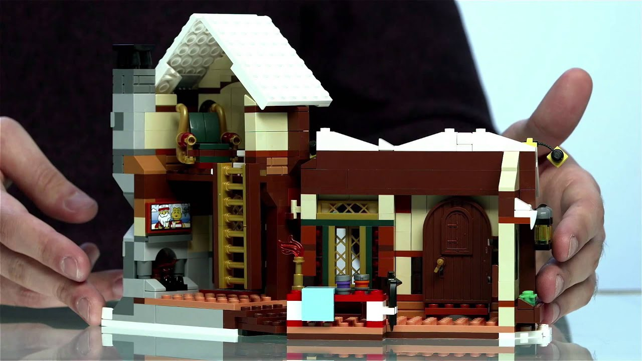 Build Lego Christmas Tree