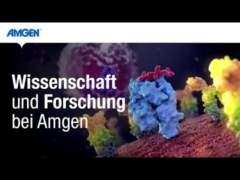 Wissenschaft Und Forschung Bei Amgen