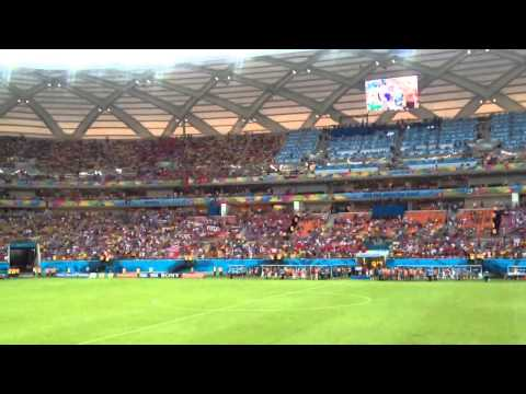 KLBJ Fans Represent Austin at World Cup