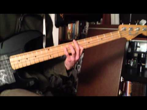 Roger Waters Signature Fender Precision Roger Waters