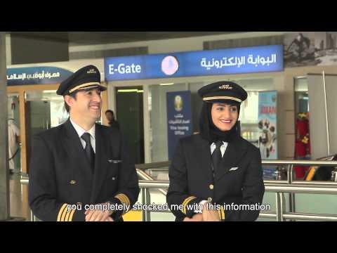 Emirati High Flyers-BTS: Aisha Al Mansoori | إماراتيون في قُمرة القيادة-خلف الكواليس: عائشة المنصوري