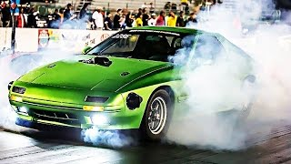 NO ROTOR RX7 - 2,200HP Street Monster!