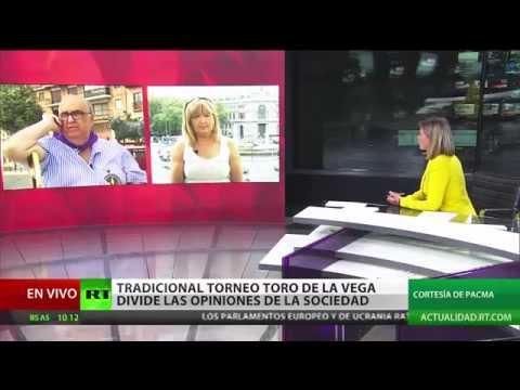 EN DIRECTO: Debates en RT: El polémico Toro de la Vega