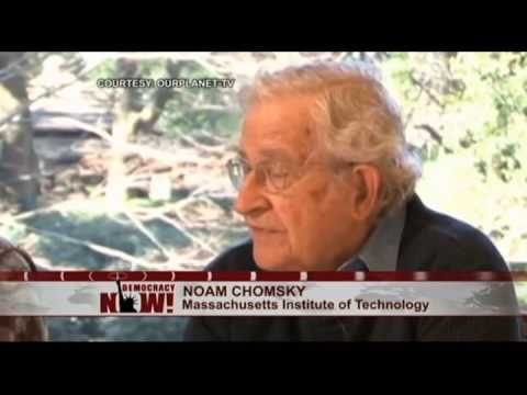 Chomsky: From Hiroshima to Fukushima, Vietnam to Fallujah, State Power Ignores Its Massive Harm