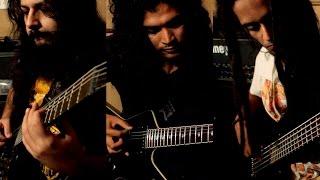 DEMONIC RESURRECTION - The Demon King (Guitar & Bass Play-Through)