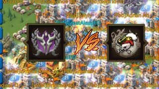 Lords Mobile War! NoS vs Fbb