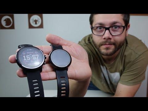 O novo Smartwatch Desportivo da Xiaomi   Amazfit Stratos