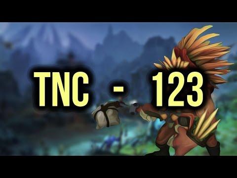 TnC (Philippines)  vs 123 (Malaysia) Dota 2 Highlights HuoMaoTV League