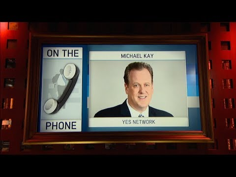 Yankees Announcer Michael Kay Talks Joe Girardi & World Series with Rich Eisen | Full Interview