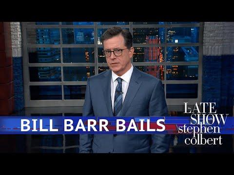William Barr Pulls A No Show On Congress