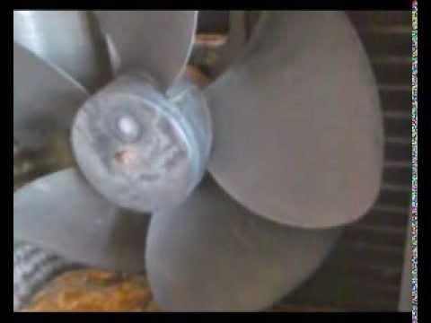 Aire acondicionado. conexión directa de ventilador de unidad exterior o condensadora