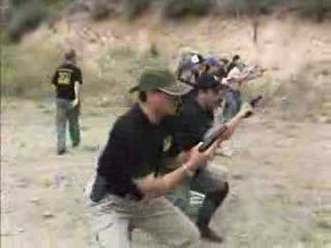 Israeli combat point shooting method - KAPAP ACADEMY LLC. Image 1