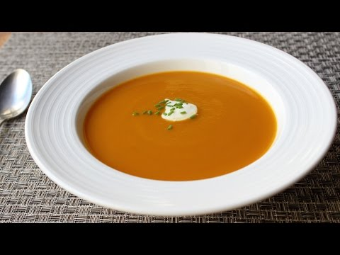 Roasted Butternut Squash Soup - Easy Butternut Squash Soup Recipe