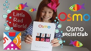 FUN WITH OSMO NUMBERS Little Red World