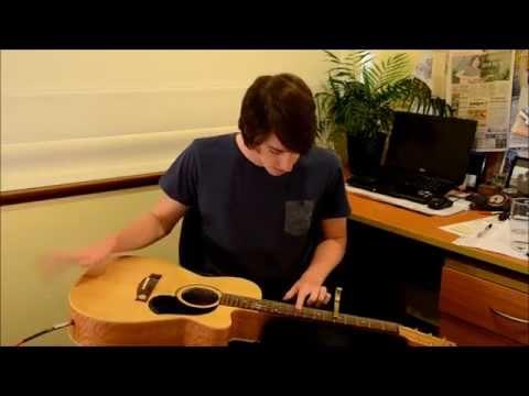 Under The Same Sun - Ben Howard Cover (brayden Sibbald) video