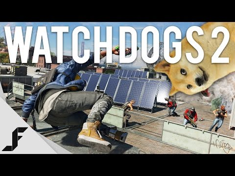 WATCH DOGS 2 - Gameplay and First Impressions