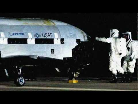 X-37B Space Plane Spying on China