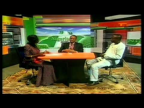 NTA LIVE NIGERIA DECIDES #NIGERIA2015 #INEC