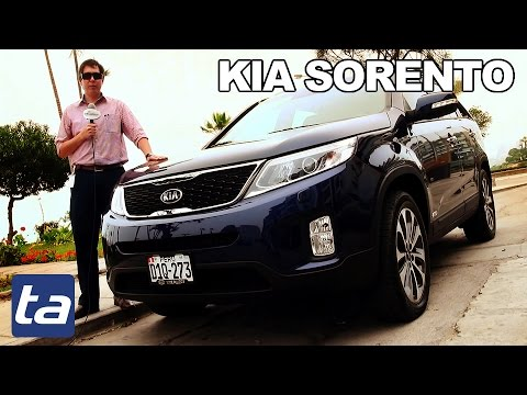 Nueva Kia Sorento 2013 en Perú I Video en Full HD I Todoautos.pe