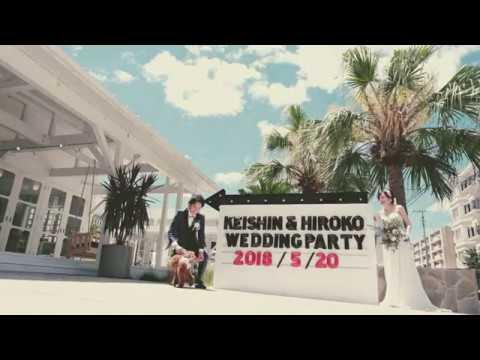 THE BEACH real wedding 20180520 sotetsu