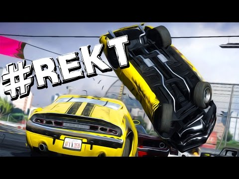 RUN AWAY CRASHY SMASHY | Next Car Game: Wreckfest