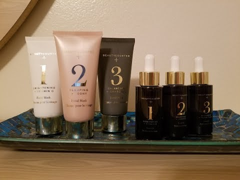 Beautycounter Review of all Masks & Oils: How To Pick The Right One for Your Skin