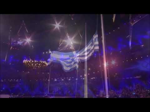 Greek National Anthem 2012