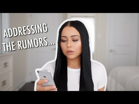 Chit Chat Get Ready With Me: Addressing The Rumors...