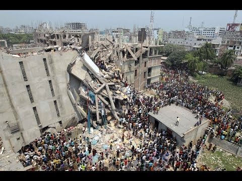 On the first anniversary of Rana Plaza Tragedy - A tribute from the Centre for Policy Dialogue (CPD)