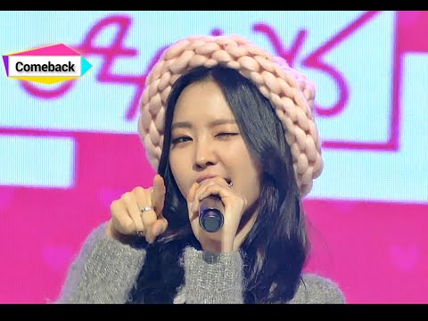Apink - Good Morning Baby, 에이핑크 - 굿모닝 베이비, Show Champion 20141126