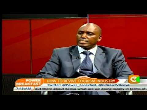 Power Breakfast Reviving the Tourism Industry