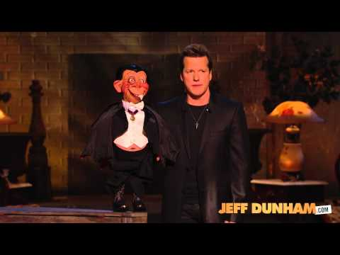Jeff Dunham -- Bubba J Is A Vampire! -- Minding The Monsters video