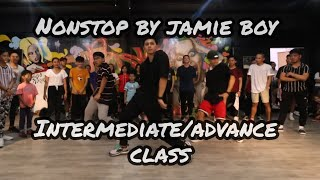 Nonstop By Jamieboy | Mastermind Intermediate/Advance Class